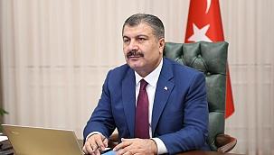 """""""Kayseri'de vaka sayıları gerilemeye başladı"""""""