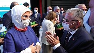 Başkan Büyükkılıç Ankara'da 3 ayrı program ve toplantıya katıldı