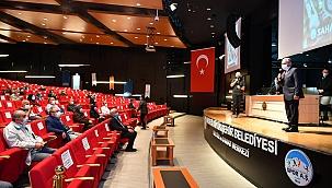 Başkan Büyükkılıç, Sahabiye Projesi'nin hak sahipleriyle bir araya geldi