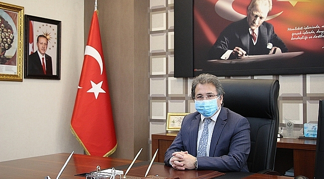 İl Sağlık Müdürü Benli'nin sözleşmesi uzatıldı