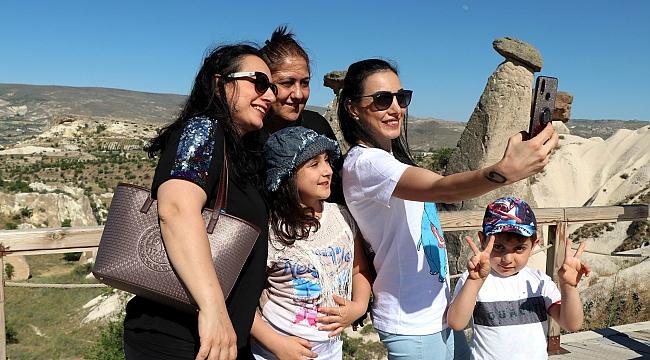 Korona virüsten en çok Kapadokya etkilendi