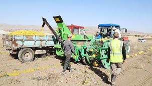 Talas'ın tarıma desteği artarak devam ediyor