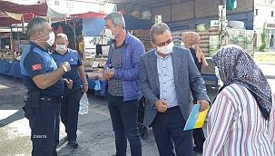 """""""Yakut Mahallesi'nde acilen pazar yeri yapılmalı"""""""