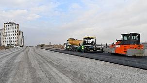 Büyükşehir'den 15 milyon TL'lik yeni yol, 15 günde hazır