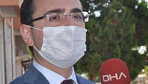 Derste maskesini burun altına indiren öğretmene 900 TL ceza