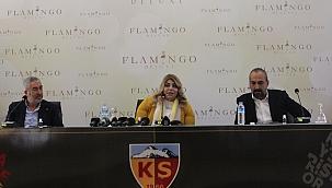 """""""Kayserispor'u iyi bir yere getireceğiz"""""""