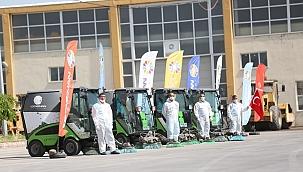 Kocasinan Belediyesi araç filosuna 29 yeni araç ekleyecek