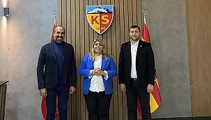 TFF'nin, Kayserispor'a verdiği para cezasını Milletvekili Baki Ersoy ödedi