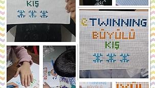 Bu proje ile öğrenciler hem kış hem de pandemi dönemini eğlenceli geçirecek