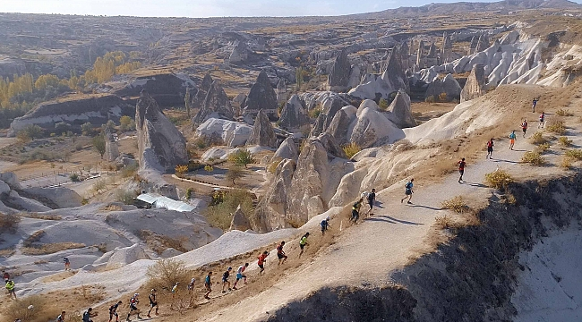 Salomon Cappadocia Ultra-Trail 2021'in kayıtları başladı