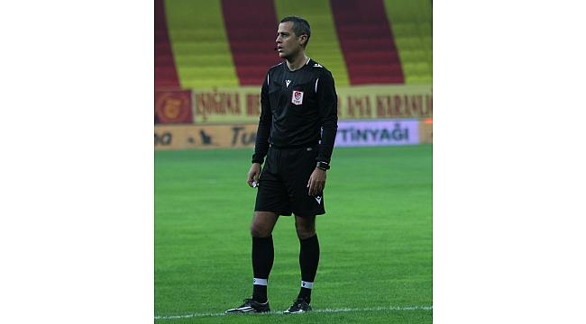 Fenerbahçe-Kayserispor maçını Alper Ulusoy yönetecek