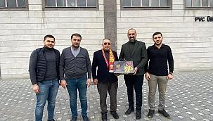 Kayserispor'a eski başkandan destek