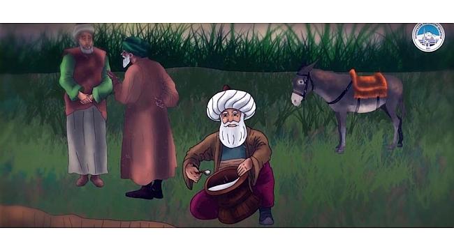 Melikgazi'nin kültür sanat animasyonları çok sevildi