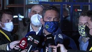 """Ali Koç: """"Bizim için zor bir haftaydı"""""""