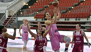 Bellona Kayseri Basketbol - Birevim Elazığ İl Özel İdare: 92 - 74