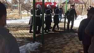 Birliğinde hayatını kaybeden asker toprağa verildi