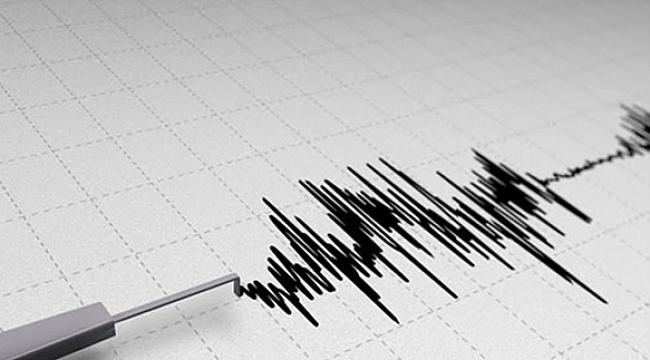 Sivas'ta 3.8 büyüklünde deprem