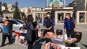 AFAD'tan Deprem Haftası'nda 'Afet Farkındalık' standı