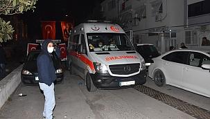 Kayserili şehidin acı haberi İzmir'de yaşayan ailesine verildi