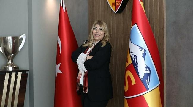 Kayserispor Başkanı ezber bozuyor