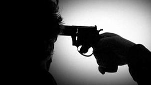Kılıçaslan mahallesinde intihar