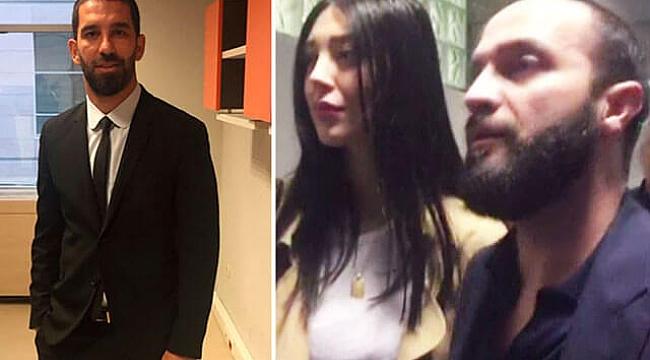 """Arda Turan'ın Özlem Şahin'e """"cinsel taciz"""" davası yeniden başladı"""
