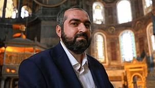 Ayasofya Camii imamı Mehmet Boynukalın görevinden ayrıldı
