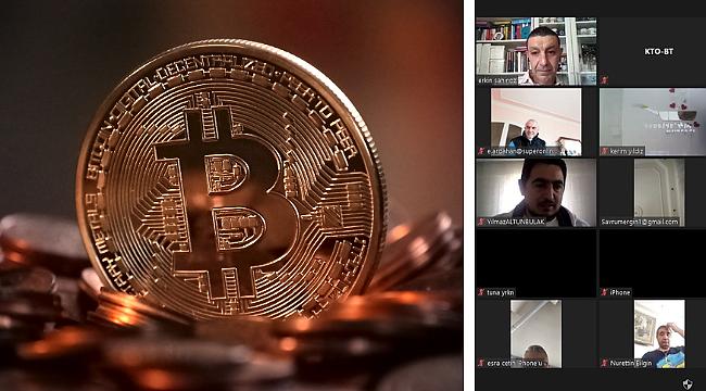 """""""Bitcoin'in piyasası Türkiye ekonomisinin 1.5 katı"""""""
