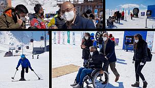 Engeller Erciyes'te 10'uncu kez aşıldı
