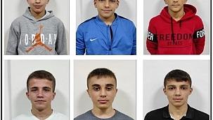 Güreş Milli takımına Kayseri'den 7 sporcu