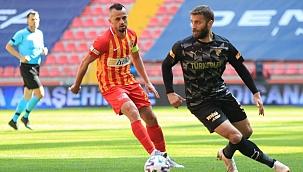 """Hamza Hamzaoğlu: """"İyi bir oyun oynadık"""""""