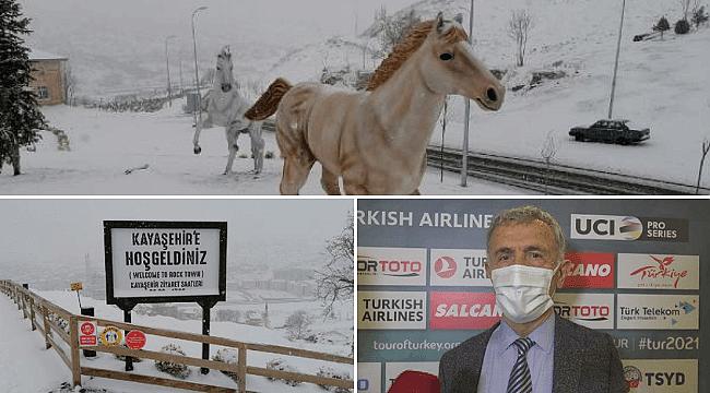 56'ncı Cumhurbaşkanlığı Bisiklet Turu ertelendi