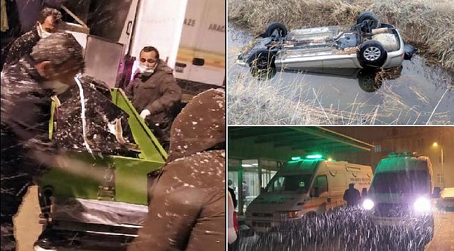 Kayseri'de feci kaza: 4 ölü