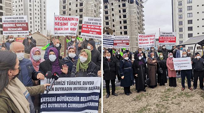 """""""Kayseri'de ticaret terörü var"""""""