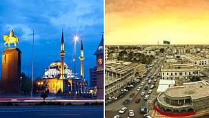 Kayseri'nin kardeş şehri