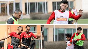 Kayserispor'da Antalyaspor mesaisi