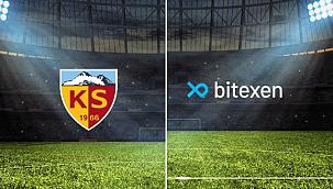 Kayserispor ve Bitexen arasında teknoloji iş birliği