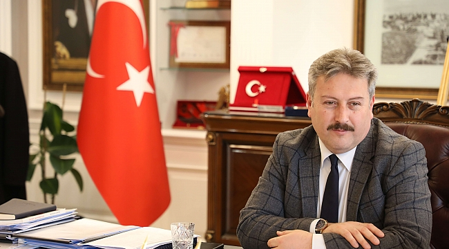 """Palancıoğlu: """"Şadırvanlar kültürümüz ve geleneklerimizin mirasını yansıtacaktır"""""""