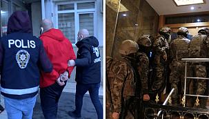 Sedat Peker'in villasında polis araması