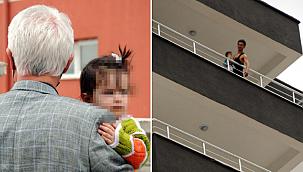 2 yaşındaki kızıyla intihara kalkıştı