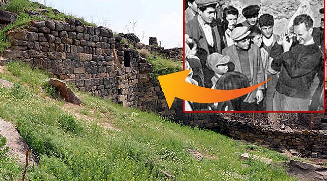 Elia Kazan'ın Kayseri'deki evi harabeye döndü