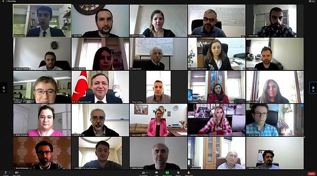 """ERÜ'de """"2. Kariyer Günleri"""" Etkinliği düzenlendi"""