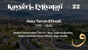 HACI TORUN EFENDİ