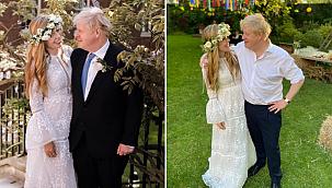 İngiltere Başbakanı Johnson, gizli törenle evlendi