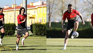 Kayserispor, Gaziantep FK maçına hazır