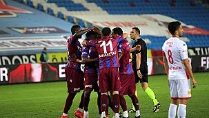 Trabzonspor-Fraport-TAV Antalyaspor: 2-1
