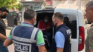 27 yıl kesinleşmiş cezası olan firari şahsa İHA'lı ve PÖH'lü operasyon