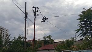 Kayseri'de garip intihar vakası