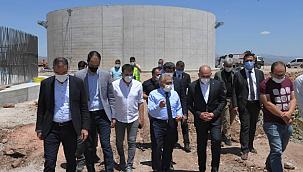 Kayseri'nin santrali enerji üretmeye başlıyor