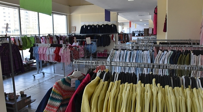 Kocasinan'da mağaza konforunda alışveriş keyfi